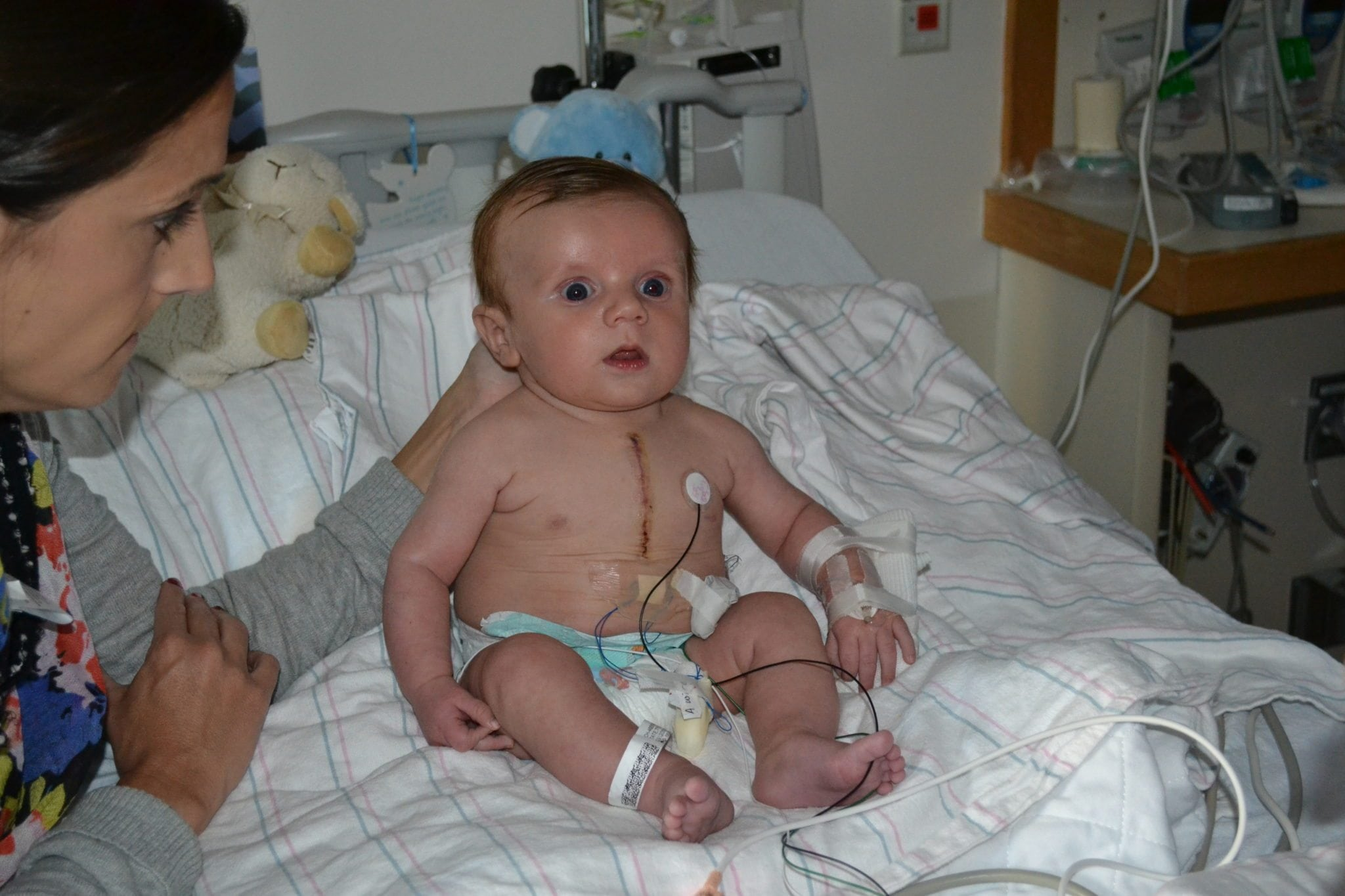 A Heart-iversary to remember with pediatric heart patient ...