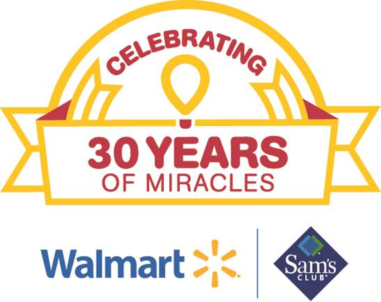 Walmart and Sam's Club Celebrate 30 Years of Fundraising to