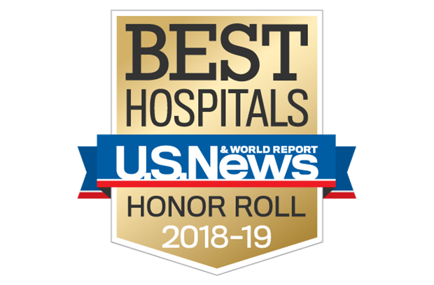 Best Hospitals In The Us 2019 U.S. News & World Report: 2018 2019 Best Hospitals Rankings Now On