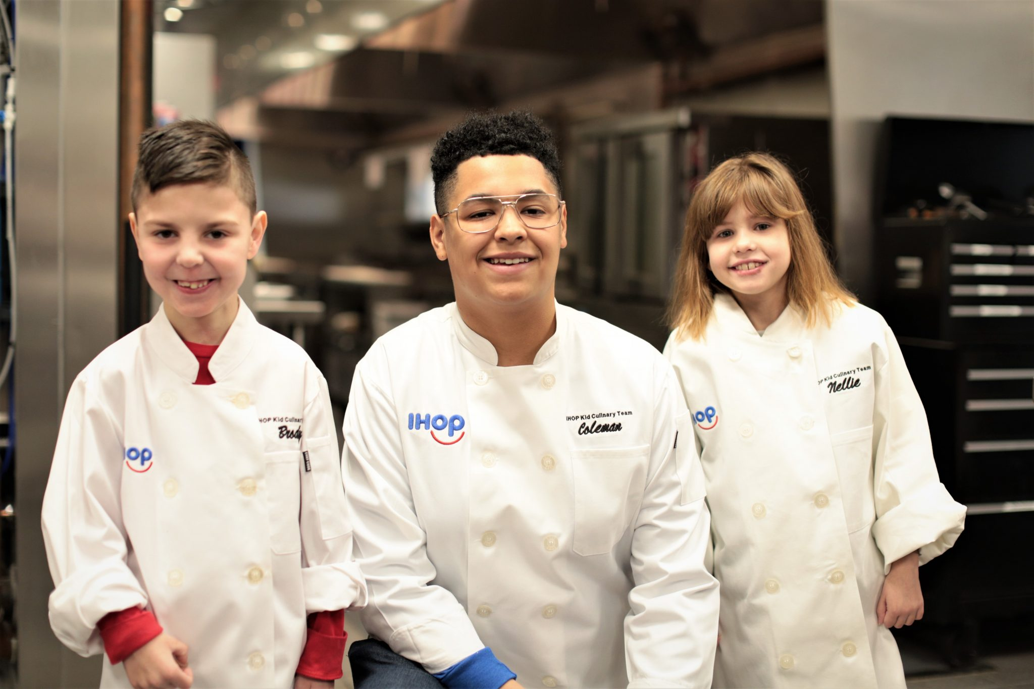 Second annual Kid Chef Team announced in support of IHOP Free Pancake Day – Children's Miracle Network Hospitals